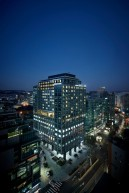 Shilla-Stay-Gwanghwamun-Exterior-Night