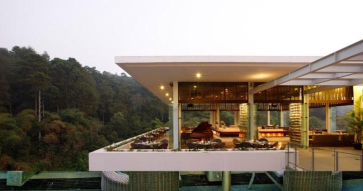 Foto: Padma Resort Bandung
