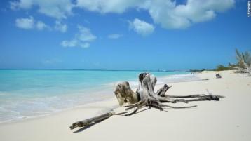 Pantai Playa Paraiso, di Kuba menduduki posisi ke-3