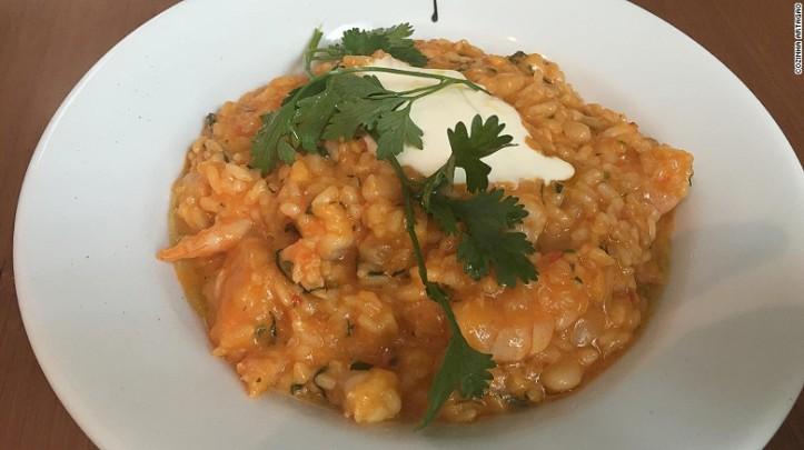 Chef Pedro de Atagao memulai kesuksesan baru dengan menu-menu istimewa di Cozinha Artagao - foto: cnn.com