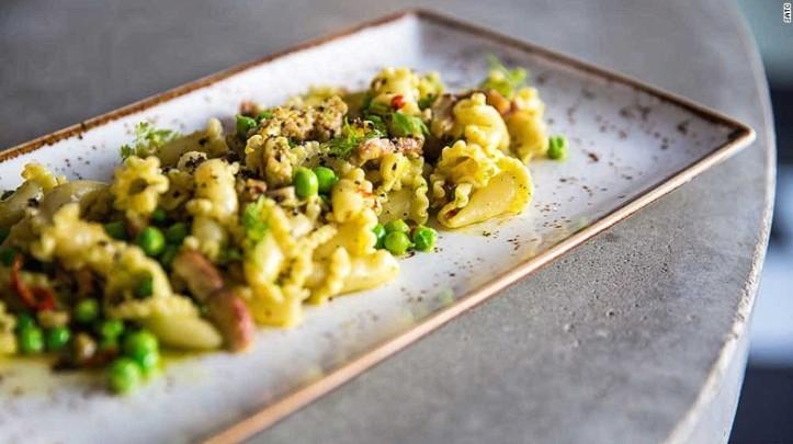 Hidangan pasta di Osteria Oggi - foto: cnn.com