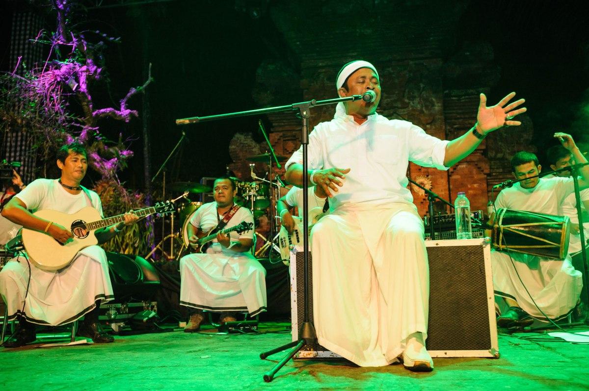 Tema Sufi di BaliSpirit Festival 2016
