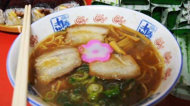 Ide Shoten, tempat yang menyajikan ramen terlezat di Jepang - Foto: cnn.com