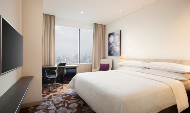 Four Points by Sheraton Jakarta - Room 1