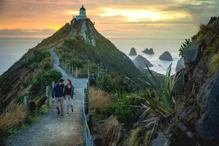 Pemandangan di Otago - Foto: Tourism New Zealand