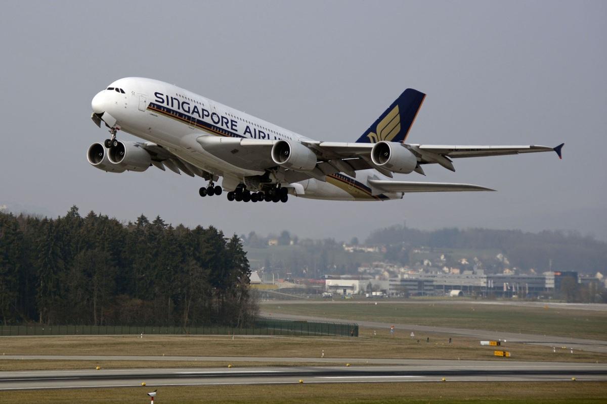 Maksimalkan Tren Transportasi Online, Singapore Airlines Gandeng Grab